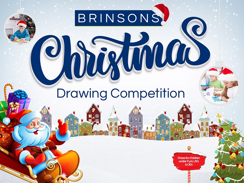 BRINSONS CHRISTMAS COMPETITION