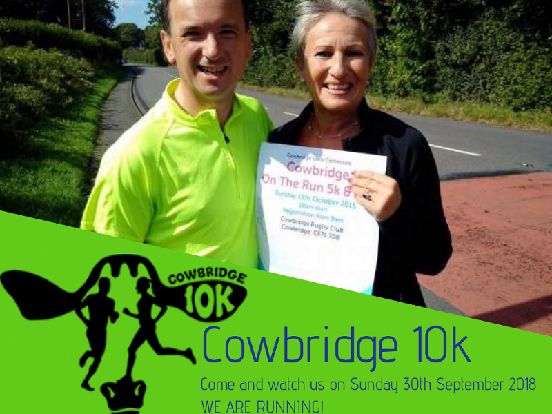 Brinsons and Birt support the Cowbridge 10K