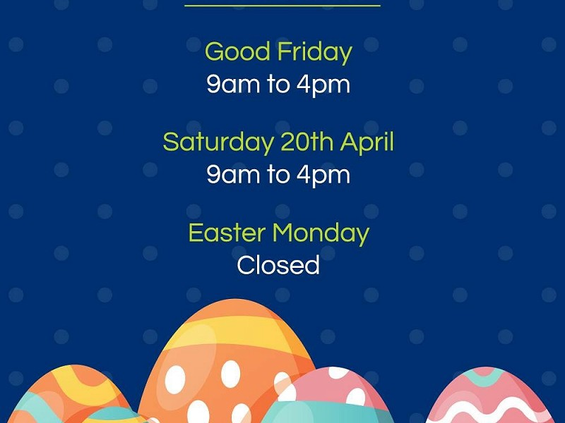 Easter Bank Holiday and Rental Emergency Contacts