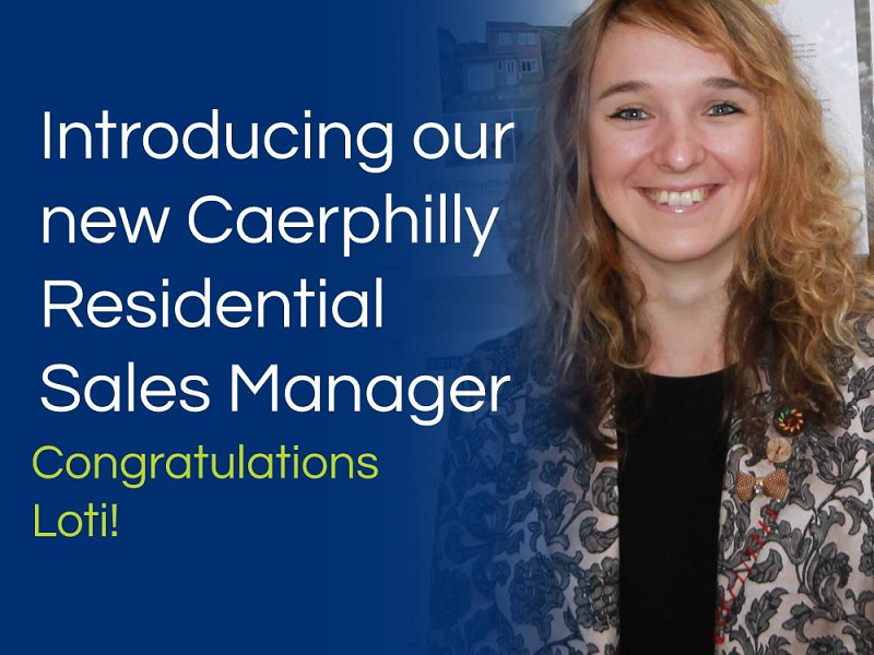Meet our Caerphilly Sales Manager