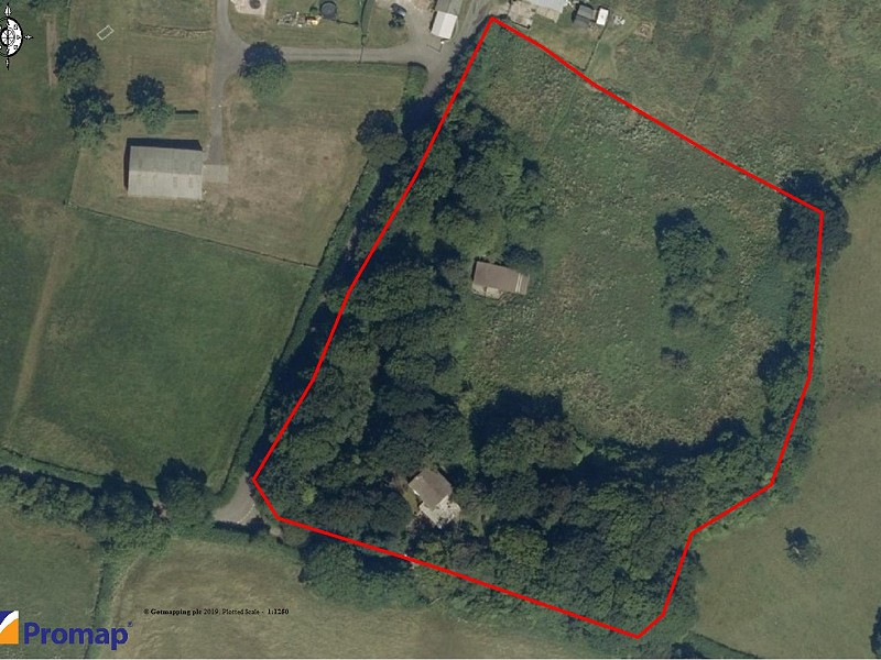 Perfect project with acreage in rural Vale of Glamorgan